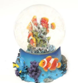 Water globe- Reef Fish