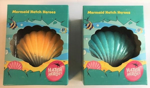 Mermaid Hatch Heroes