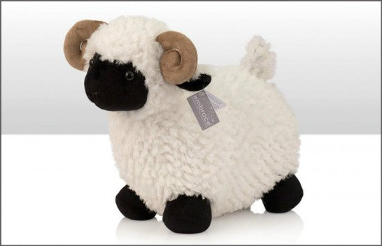 Soft Toy Sheep Standing 23cm