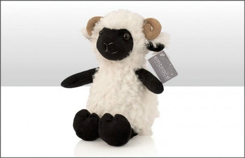 Soft Toy Ram Sitting