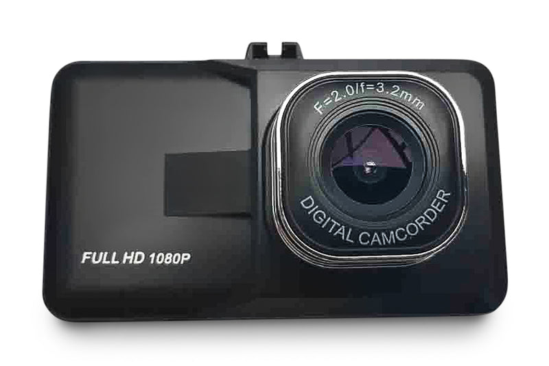 DCAMS T4 - FULL HD Dashcam med HDMI og ParkMode