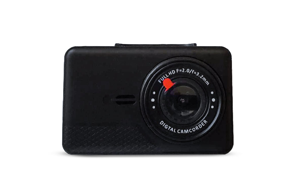 R1 - Full HD+ Dashcam med magnetisk holder