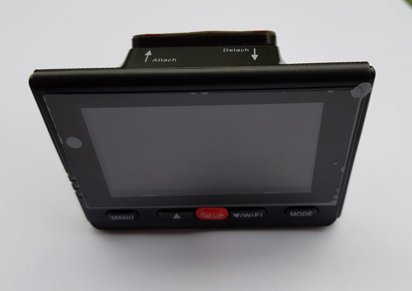 GWR1 - Full HD dashcam med WiFi & GPS
