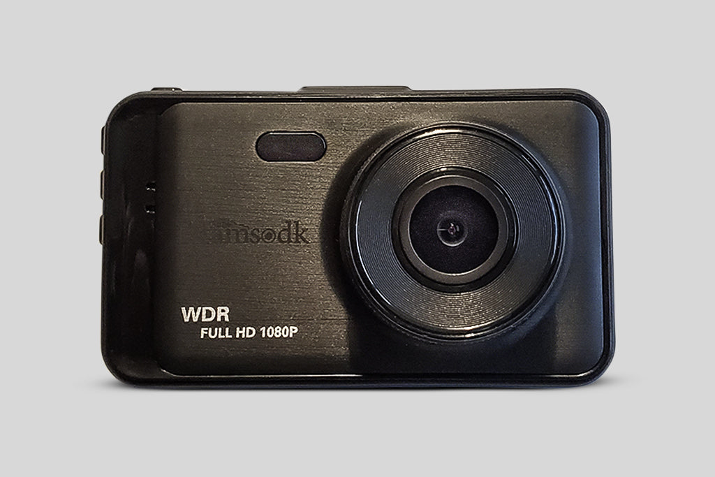 DCAM X1_V6 - Full HD Dashcam med WDR & Ultrawide linse