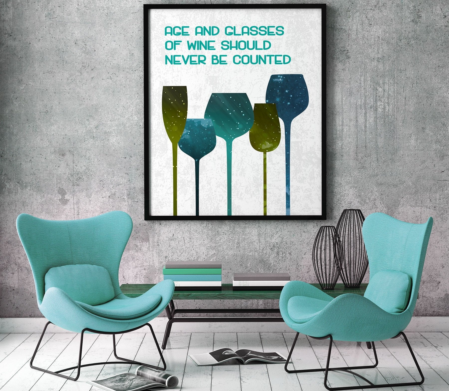 Funny Wine Bottle Quotes Wall Art Humorous Wine Parody Poster Prints Song Lyrics Art