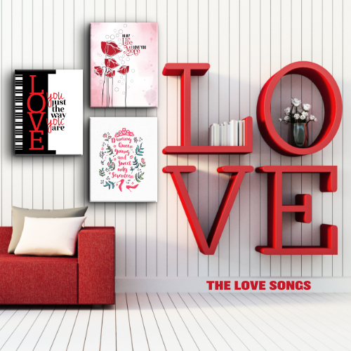 Music Gallery of your favorite Love Songs