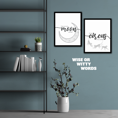 Wise and Witty Words of all your favorite sayings and quotes