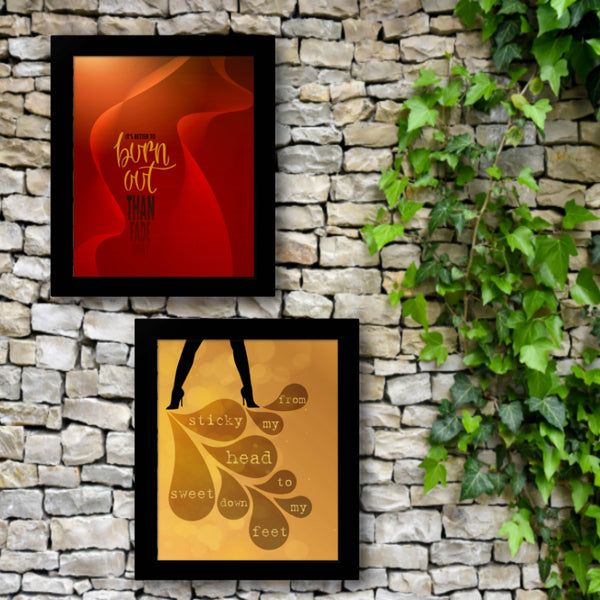 Rock of Ages by Def Leppard Song Lyrics Inspired Art Decor