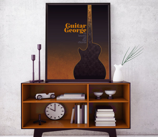 Sultans of Swing by Dire Straits Song Lyrics Art Music Poster Wall Decor