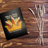 Lyrically Inspired Music Art Poster - Wheat Kings by Tragically Hip
