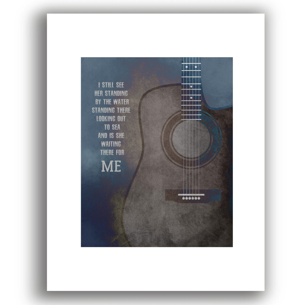 Glen Campbell Galveston 60s Country Rock Song Lyrics