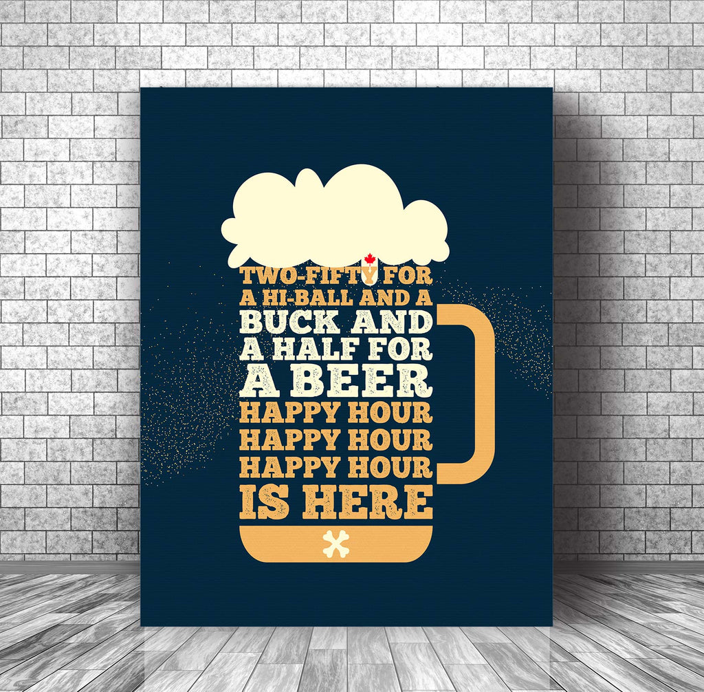 Little Bones by the Tragically Hip Song Lyrics Wall Art Print Poster