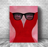 Lyric Interpretation Music Lyric Wall Art - Pretty Woman by Roy Orbison