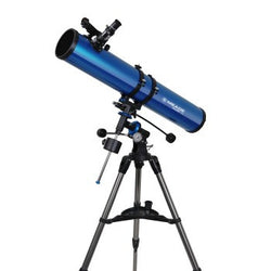 Meade Polaris 114 EQ3 Reflector Telescope