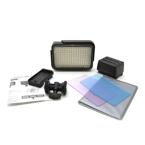 NanGuang On-Camera LED Light (Colour Adjustable)