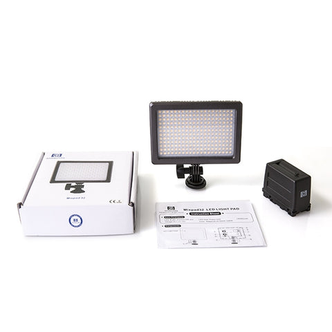NanGuang LED Pad Light Mixpad32