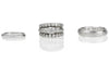 Lavinia & Hugh Wedding ring collection, Heather Perry