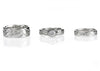 Tendril Wedding Ring collection for men and women, Heather Perry