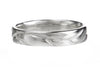 Tendril Woman's Wedding Band