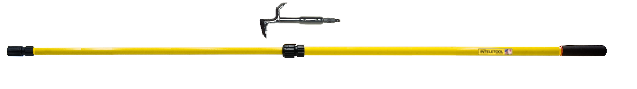 Telescopic New York Hook 8 to 16 foot