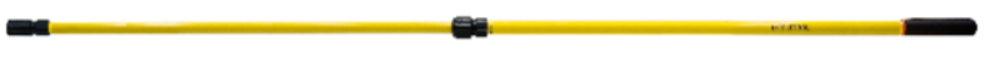 Telescopic Handle with rubber grip 8 to 16 foot (Head not included)