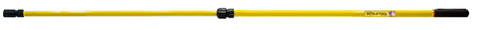 Telescopic Handle with rubber grip 4 to 8 foot (Head not included)