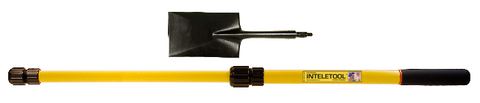 Telescopic Square Spade Shovel  2 to 4 foot