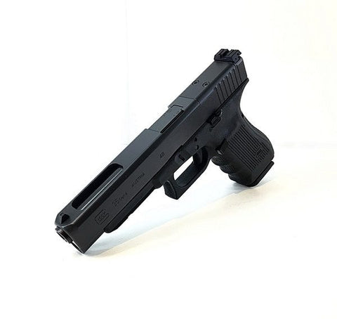 The GLOCK 35 Gen4. Rangeview Sports. Gun Retailer Canada.