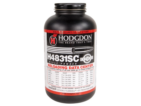 Hodgdon H4831SC Smokeless Powder 1lb
