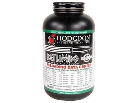 Hodgdon Retumbo Smokeless Powder 1lb