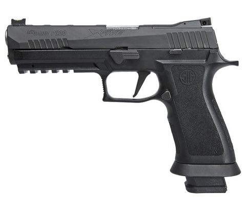 "Sig Sauer P320 X-Five 5"" Barrel 9x19mm Luger Full Size - Rangeview Sports Canada. Licensed gun retailer in Newmarket, Ontario, Canada."