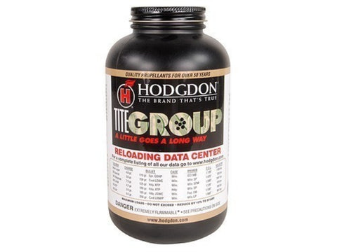 Hodgon Titegroup Pistol Powder 1lb