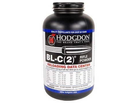 Hodgdon BLC2 Smokeless Powder 1lb