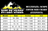 Butler Creek Flip-Open MultiFlex Scope Cover - 43 & 44 OBJ