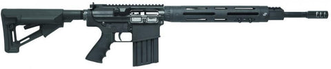 "DPMS 3G1 Semi-Auto Rifle, 5.56x45mm, 18"" Barrel. Rangeview Sports Canada"