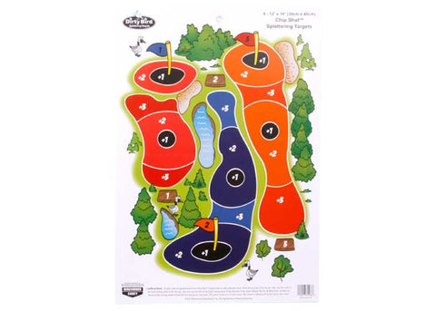 "Birchwood Casey Dirty Bird Chip Shot 12"" x 18"" Game Target"