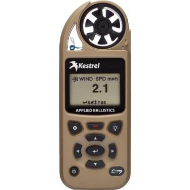 Kestrel Elite Meter with Applied Ballistics - Tan