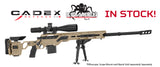 "Cadex CDX-MC Kraken 6.5mm Creedmoor, 26"" Barrel, Hybrid Tan/Black"