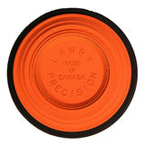 Lawry Precision Orange Dome Trap & Skeet Clays - Case of 135 Clays