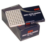 CCI Small Pistol Primers No. 500