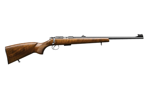 CZ 452 Lux Left Hand .22LR. Rangeview Sports. Gun shop canada