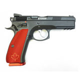 CZ 75 SP-01 Shadow 9mm Canadian Edition. Rangeview Sports Canada.