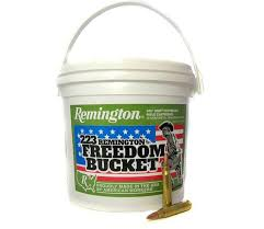 Remington UMC Freedom Bucket - .223 Rem, 55gr, FMJ, 300rds