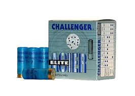 Challenger Elite 12GA x 2 3/4 inch, 7/8oz, #7 Steel Shot, Dove Loads