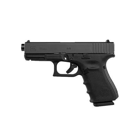 Glock 19 Gen 4 Canadian Edition - 9mm, 4.17""
