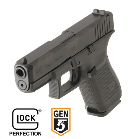 Glock 17 Gen5 9mm Fixed Sights
