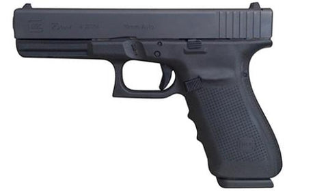 Glock 20 Gen4 10mm Fixed Sights - Black