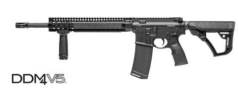 Daniel Defense M4A5 Semi-Auto Rifle 5.56x45mm