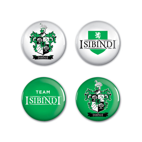 House Buttons 4-Pack
