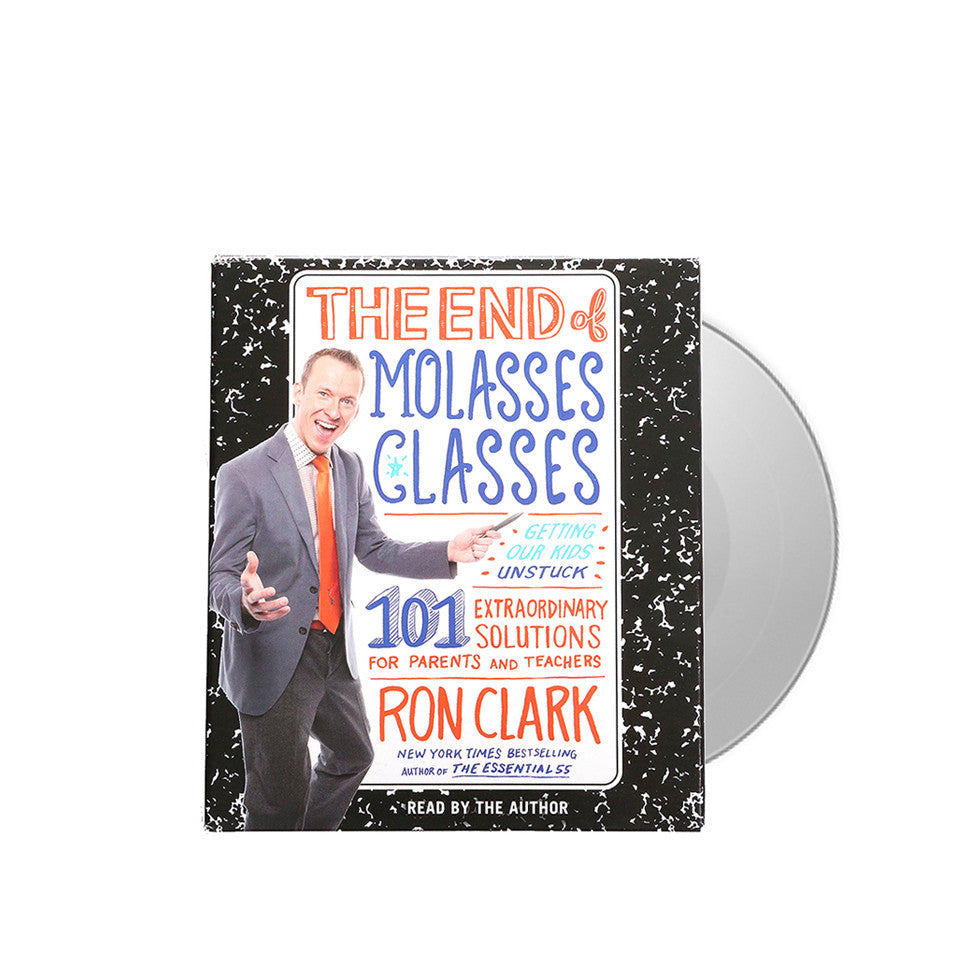 The End of Molasses Classes – Audio CD